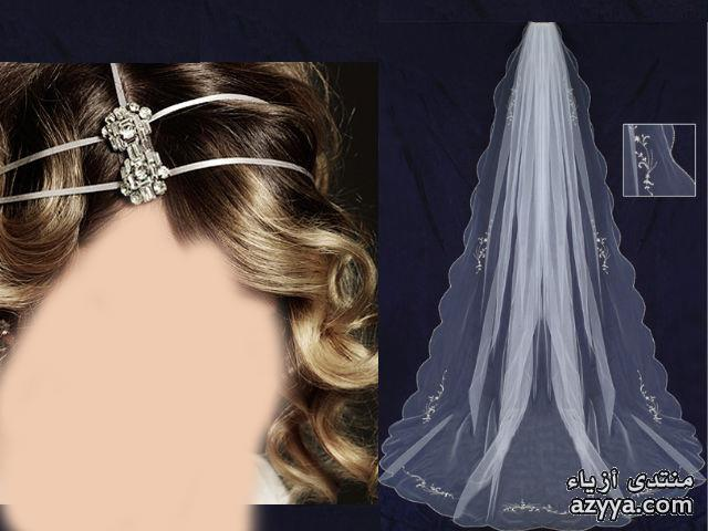 من Vera Wang للعروس الجريئة.فساتين زفاف للعروس الرومانسيةتسريحات شعرعصريه للعروس.ملابس