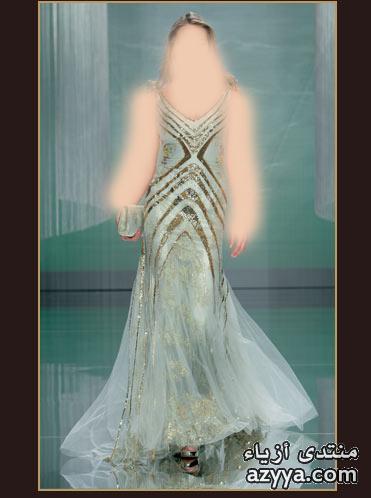 شتاء2013الفيونكة في موديلات فساتين السهرة 2013ازياءANNA SUI لخريف وشتاء2012-2013صور ملابس