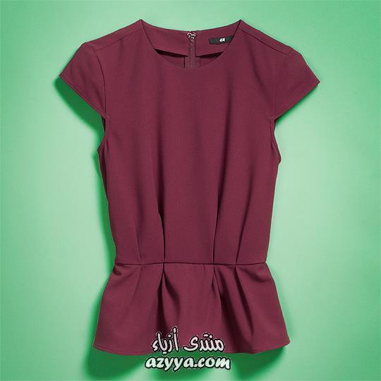 وصيف 2013 - باريسملابس شتاء 2013 للفتيات من H &