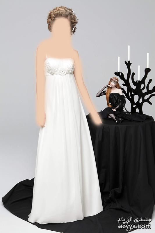 زفاف موديلات ممزوجة بين العصري والقديمموديلات جديدة من فساتين الزفاف