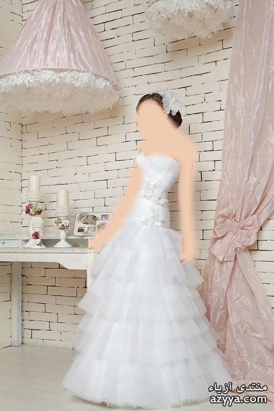مواضيع ذات صلةفساتين زفاف لريم اكرا لموسم ربيع وصيف
