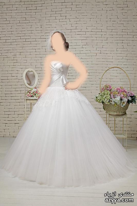 تجعلك أميرة ليلة زفافكفساتين الزفاف لـ (ريم اكرا) لشتاء 2013فساتين