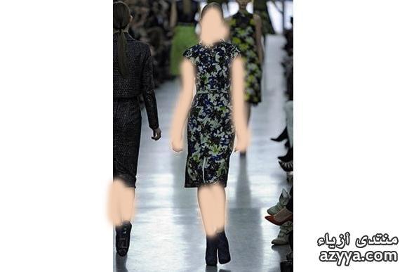 والأزياء في السعوديةموديلات مصممة الأزياء إيمان فتحيانطلاق معرض الدوحة الدولي