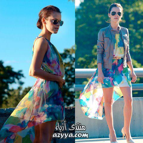 الجميلة خريف 2013جميلة انتي بفستانك البسيط ملابس بنات جميلة
