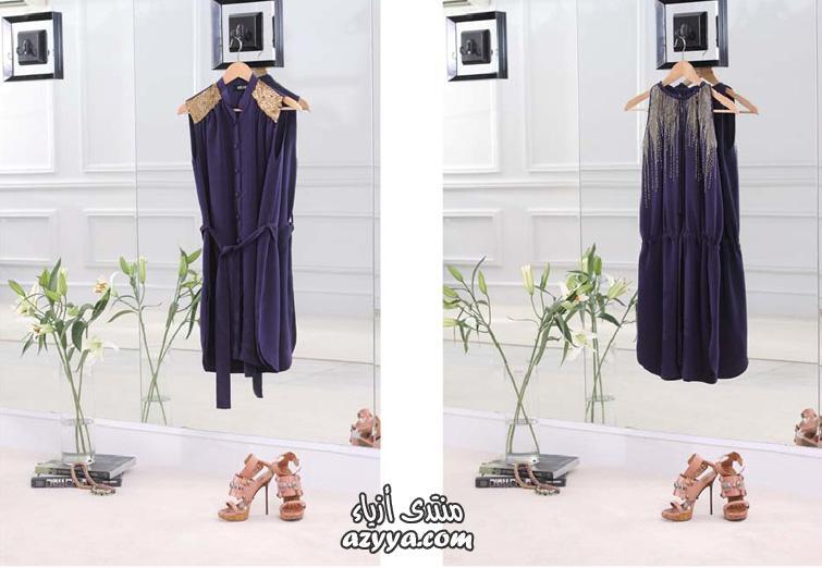 جديد فساتين السهرات ازياء السهرات ملابس السهرات 2011 ملابس للمناسبات