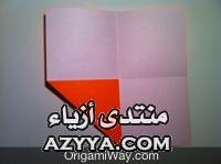تعتيق الورق باكياس الشاي...♀♀♥ حين تصبح قصاصات الورق لوحات فنية