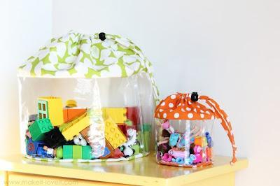 سيتم صنع حقيبة بطريقة سهلة جدا وامكانيات بسيطه وذلك لجمع