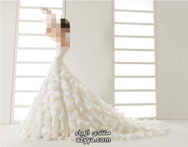 جديدة لفساتين الزفافصور احلي فساتين للعروسفساتين زفاف قمة الرقيفساتين زفاف