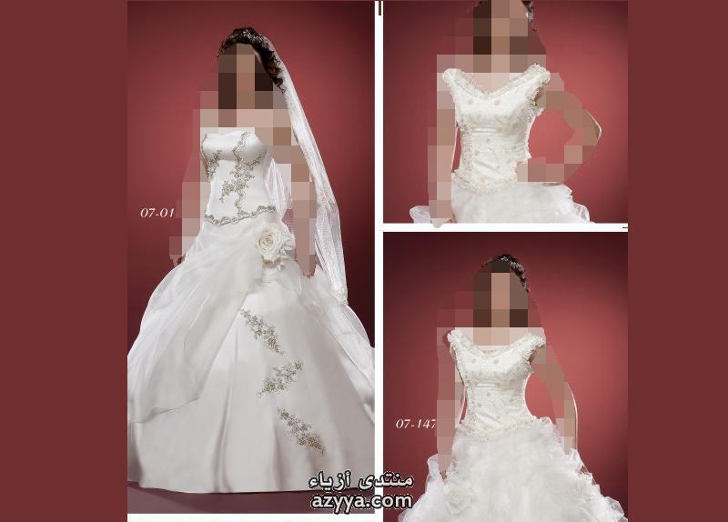 زوقي فساتين زفاف مميزة فساتين زفاف عالميه 2013