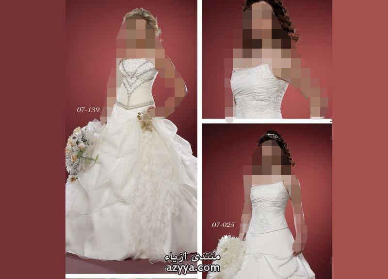 لعام 2013فساتين زفاف للعروس الرومانسيةفساتين زفاف عيشا رمضان 2013فساتين زفاف