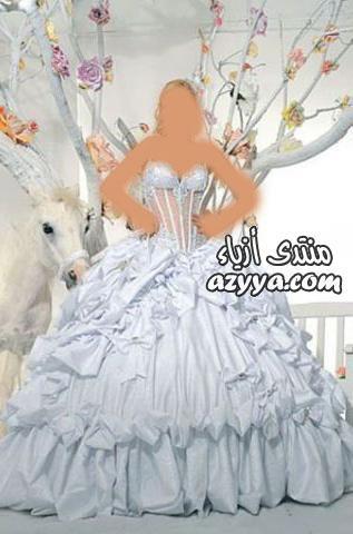 الآخراجمل الفساتين فستان زفافكفساتين زفاف هاي كلاسفساتين زفاف لمن تعشق