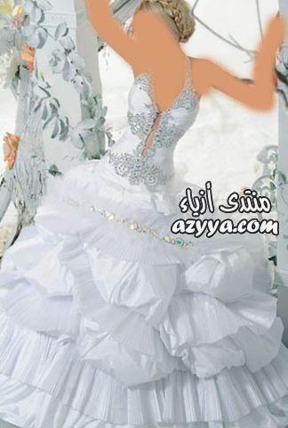 الجمالفساتين زفاف لأميره الزفافصور فساتين افراح وزفاف 2014 وفيديو فساتين