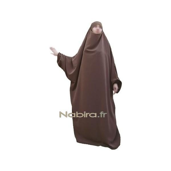 هذا هو الحجاب الشرعي والمذكور في القران الكريم والاحاديث الشريفة