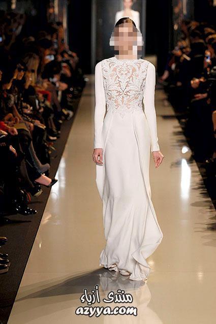 و أزياء أنيقةمجموعة فساتين زفاف إيلي صعب Pronovias لعام 2013أحدث
