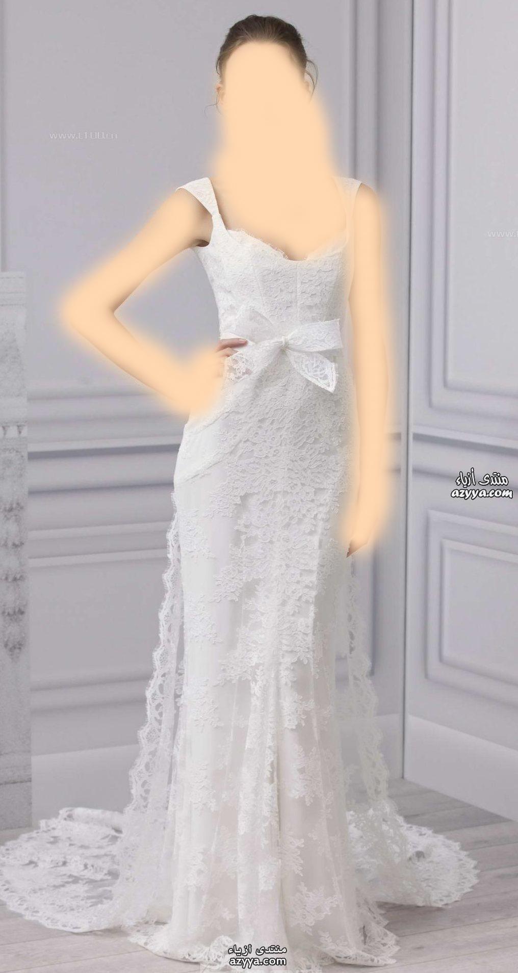 السهرة 2013فساتين جديدة لإطلالة أكثر شياكة وجمالفساتين افراح موديلات جديدة
