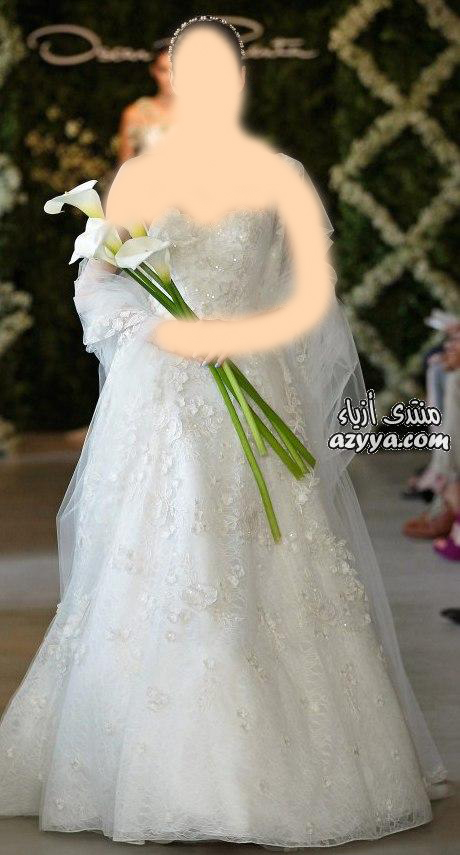 كولكشن فساتين زفاف مميزة