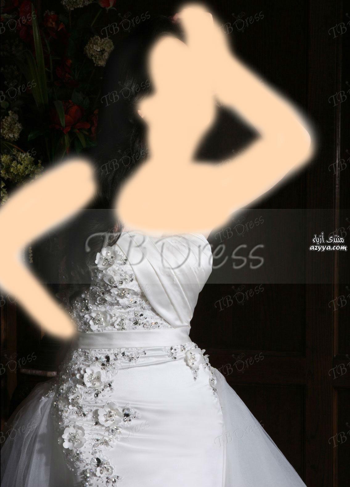 فساتين ذوقفساتين زفاف الخريف لـ Monique Lhuilier للعروس واختها.تألقي يوم