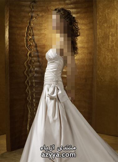 الجزائريةفساتين زفاف من موقع مصصم ازياء حصريا لمنتدى أزياءفساتين زفاف