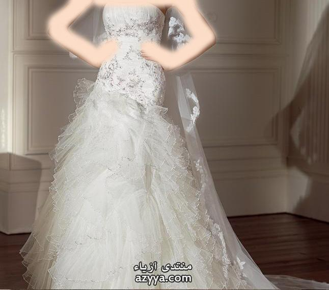 طرحة الراس ب 3000 ريال4 خطوات لاختيار لون فستان الزفاففستان