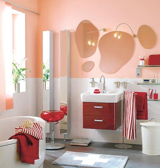 الأطفالديكورات الأسرةالمدمجة - أستخدام ذكي في ديكورات غرف الأبناء.!إكسسوارات حمامات