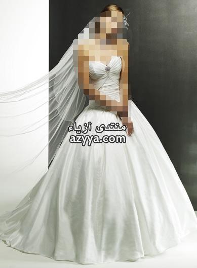 للعرائس روعه،تساريح للافراح جميله 2013فساتين للعرائس و للافراح ناعمه جدا