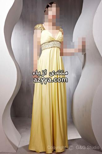 للمصمم زياد نكدا 2014فساتين السهرة للمصمم رامى القاضى لـشتاء2014.كيف اختيار
