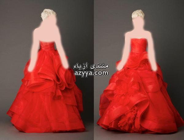 النجمات على السجادة الحمراءفي حفل الأوسكار2013فساتين سهرة ربيع 2013 لـ