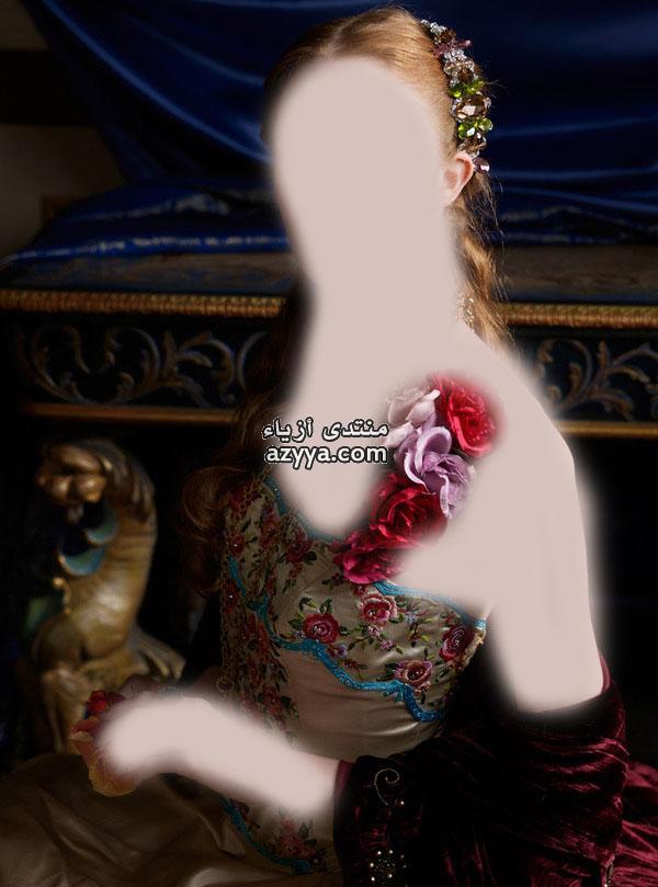 ميلانوأرقى الموديلات فى أسبوع الموضة بميلانوفسآتين عرائسيةElie SaabKaren Willis Holmes