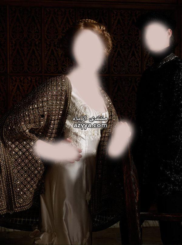 فسآتين زفاف خيالفسآتين عرائس إبداع Jeanvieفسآتين أعراس أنيقة جدا 2013فسآتين
