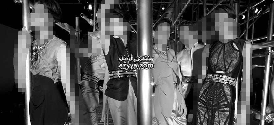 المصمم اللبناني جورج حبيقة لفساتين السهرة 2014 فساتين المصمم اللبناني