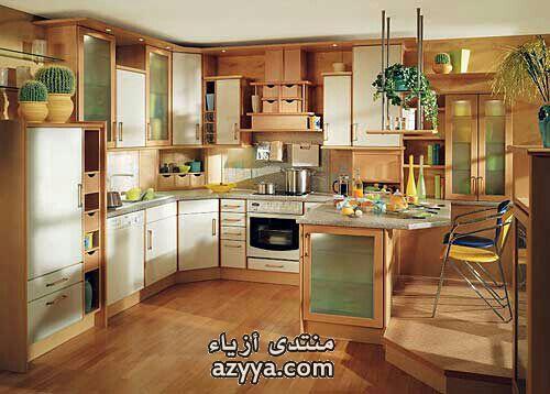 مودرن و عصرية 2013 تجميعيلمطبخ فاخر ديكورات بالون الاسود للمطابخستايل
