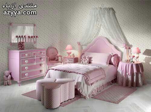 الوان واثاث غرفة النوم الزوجيةديكورات لغرف النوم بلمسات راقية وألوان