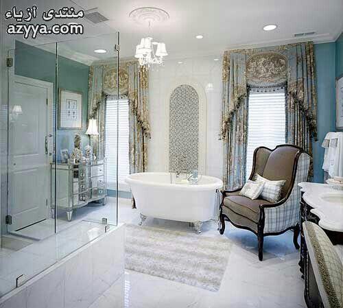 ستايل فاخر , اروع اثاث حمامات ستايل فاخراروح ديكورات الحمامات