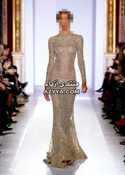 المصمم اللبناني باسيل صوداروائع المصمم اللبناني جورج حبيقة لفساتين السهرة