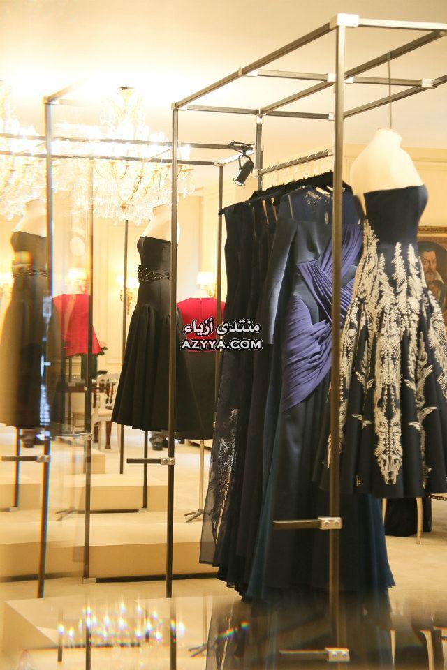 من الابيض والاسود 2013Valentino حمال الاحمر والاسود,جديد فساتين سهرة 2013فساتين