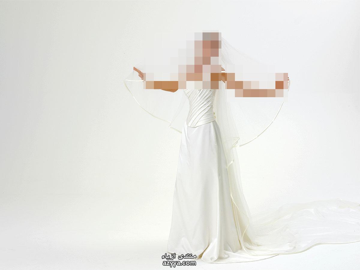 رائعه لعروس أنيقهفساتين زفاف ولا في الاحلامفساتين سمكة للعروسةفساتين زفاف