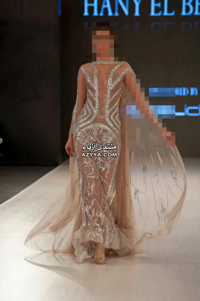 سهرة رآقية للمصمم نيكولا جبران 2013فساتين الزفاف 2012_2013 للمصممه عائشة