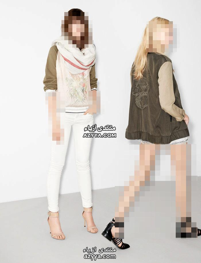 انيقة للقاتكولكشن ازياء للقات 2013فساتين حلوة للقاتnew Zara 2013 جديد