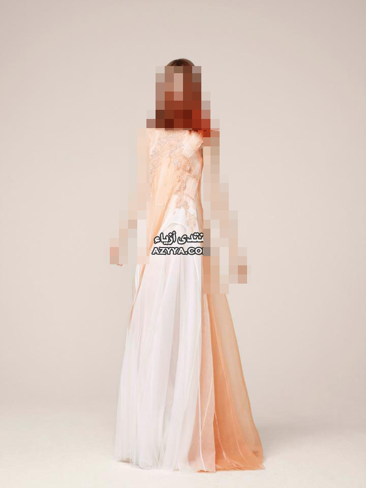 وابداعفساتين المصمم اللبناني باسيل صوداروائع المصمم اللبناني جورج حبيقة لفساتين
