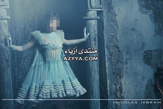 زفاف المصمم اللبناني طوني ورد 2013أزياء 2013 للمصمم اللبناني إيلي
