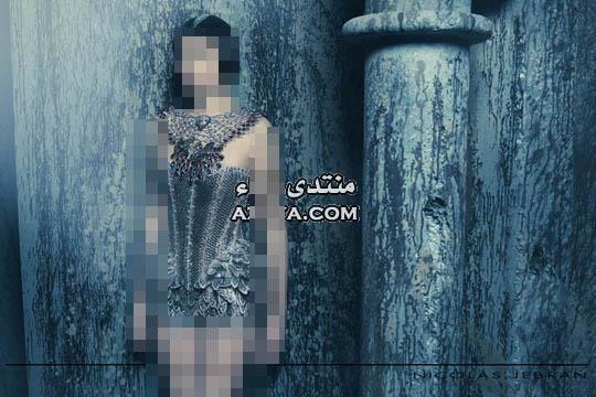 واروع التصاميم لصيف 2014 للمصمم اللبناني نيكولا جبرانجمال وروعة واناقة