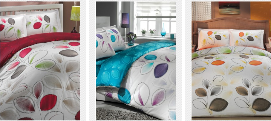 سرير تزيد غرفتك جمالآمفارش سرير بألوان ربيعيةعالم وردي حالم في