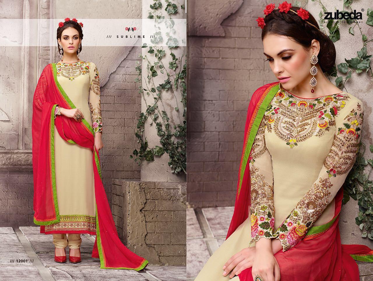 الملابس الهندية ... سارى وبنجابي بالرياض